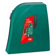 Ar akumulatoru darbināms elektriskais gans AKO Power A 2000 (12V)