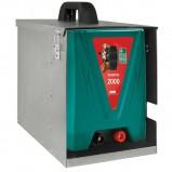 Ar akumulatoru darbināms elektriskais gans AKO Savanne 2000 (12V)