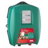 Ar akumulatoru darbināms elektriskais gans AKO Mobil Power AN 5500 (12V)
