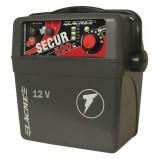Ar akumulatoru un no elektrotīkla darbināms elektriskais gans Secur 500