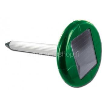 Kurmju atbaidītājs ar saules baterijām