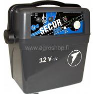 Ar akumulatoru un no elektrotīkla darbināms elektriskais gans Secur 300