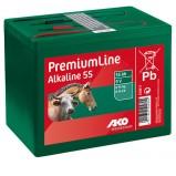 Elektriskā gana akumulators 9V/55 Ah Alkaline