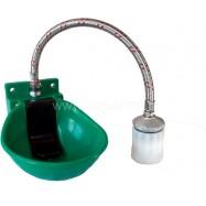Plastmasas dzirdne Lister SB 1 W N ar cauruli un zemspiediena vārstu zirgiem un lauksaimniecības dzīvniekiem