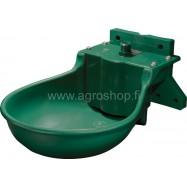 Plastmasas dzirdne Lister SB 112 NT ar peldošo vārstu zirgiem un lauksaimniecības dzīvniekiem