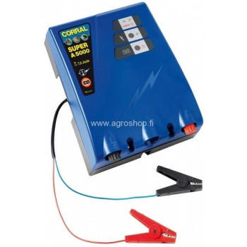 Ar akumulatoru darbināms elektriskais gans Corral Super A5000
