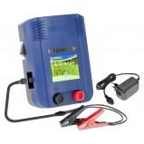 Ar akumulatoru un no elektrotīkla darbināms elektriskais gans Corral NA200 DUO