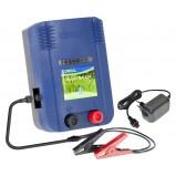 Ar akumulatoru un no elektrotīkla darbināms elektriskais gans Corral NA100 DUO