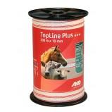 Elektriskā gana lente TopLine Plus 10mm/200 m