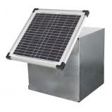 Elektriskā gana saules baterija AKO 15W