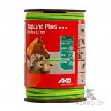 Elektriskā gana lente TopLine Plus 12 mm / 200 m