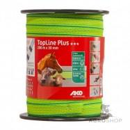 Elektriskā gana lente AKO TopLine Plus 30mm/200m