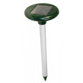 Aurinkokennolla toimiva myyränkarkoitin